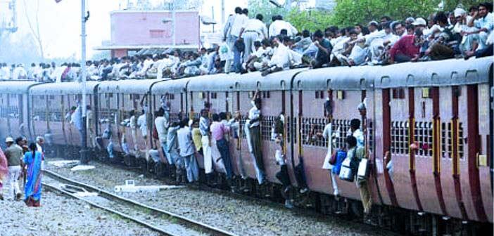 Indian-Passenger-Train