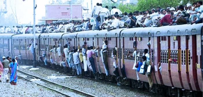 Indian-Passenger-Train